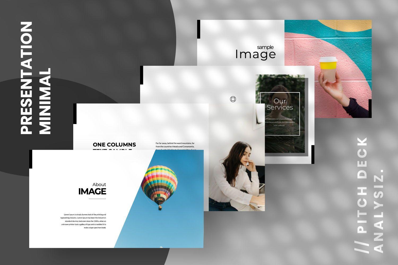 Sonya Bunggi Creative Google Slide, Slide 4, 07368, Presentation Templates — PoweredTemplate.com