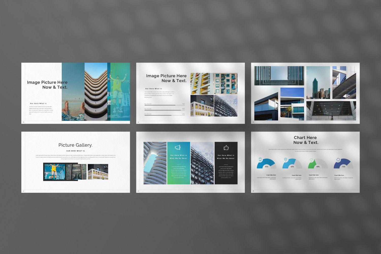 Star Up Creative Powerpoint, Slide 5, 07372, Presentation Templates — PoweredTemplate.com