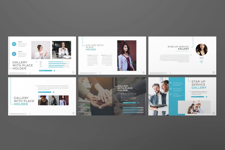 Strudel's Business Powerpoint, Slide 6, 07375, Presentation Templates — PoweredTemplate.com