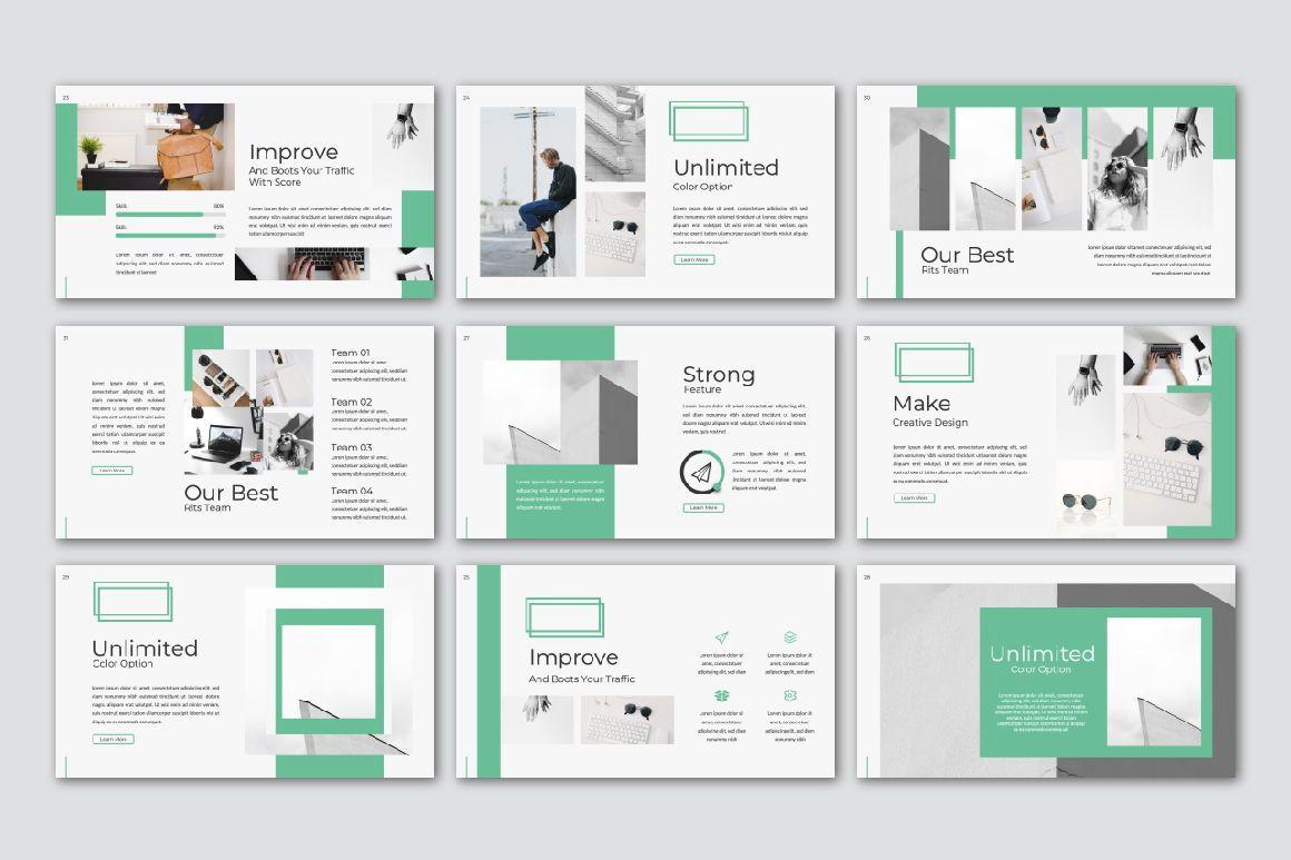 Warsa Business Powerpoint, Slide 2, 07381, Presentation Templates — PoweredTemplate.com