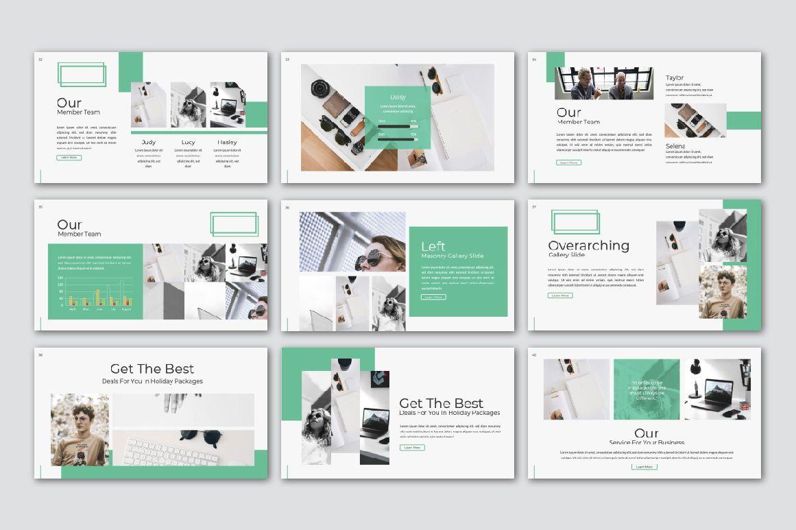 Warsa Business Powerpoint, Slide 3, 07381, Presentation Templates — PoweredTemplate.com