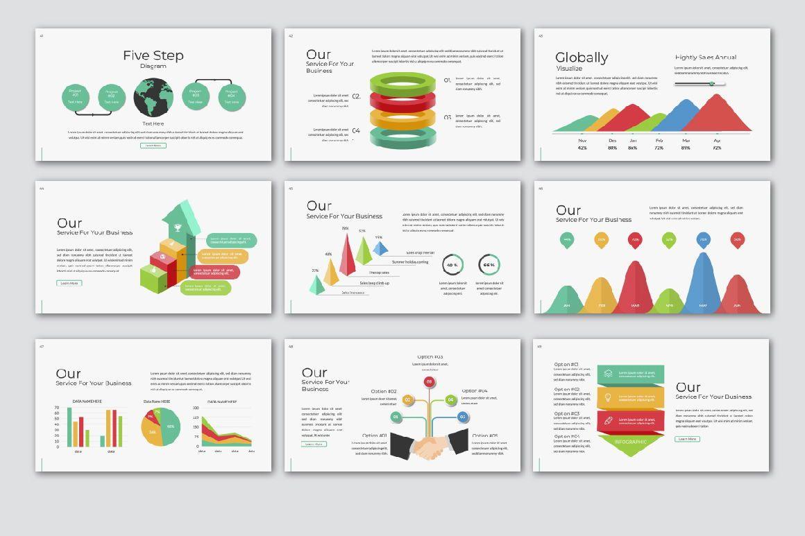 Warsa Business Powerpoint, Slide 4, 07381, Presentation Templates — PoweredTemplate.com
