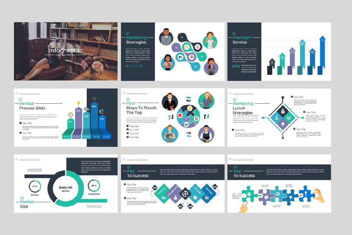 Wynstelle Creative Keynote, Slide 7, 07382, Presentation Templates — PoweredTemplate.com