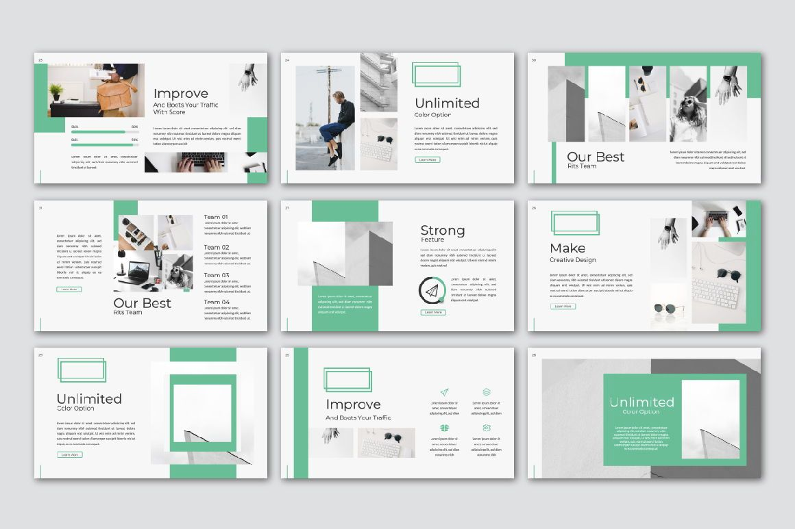 Warsa Business Keynote, Slide 2, 07384, Presentation Templates — PoweredTemplate.com