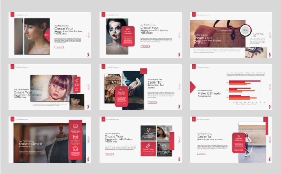 Yuno Business Google Slide, Slide 4, 07389, Presentation Templates — PoweredTemplate.com