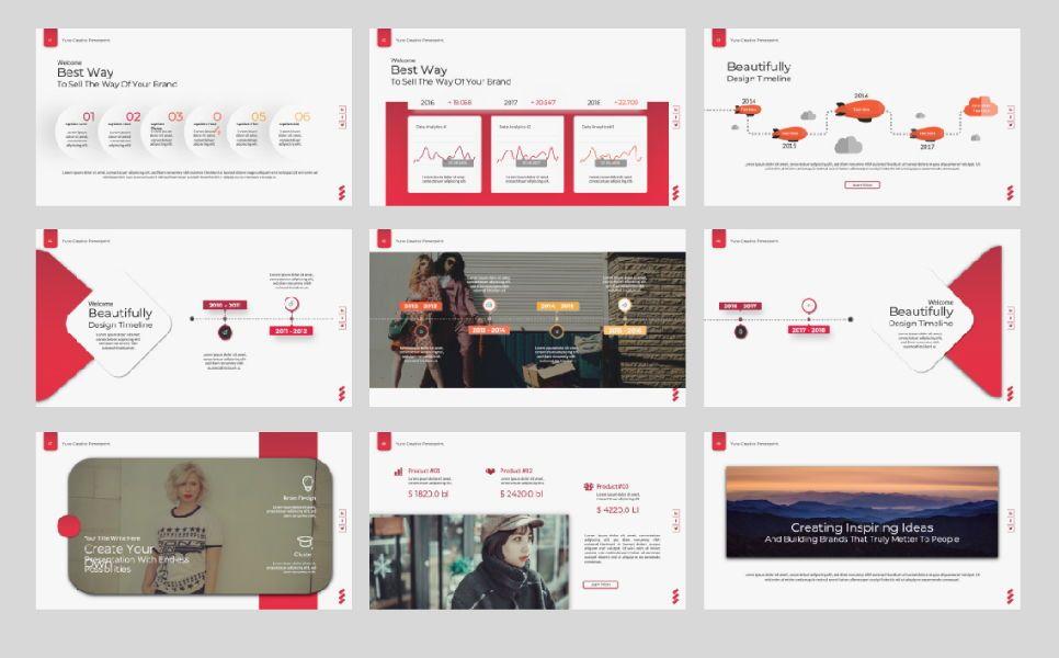Yuno Business Google Slide, Slide 7, 07389, Presentation Templates — PoweredTemplate.com