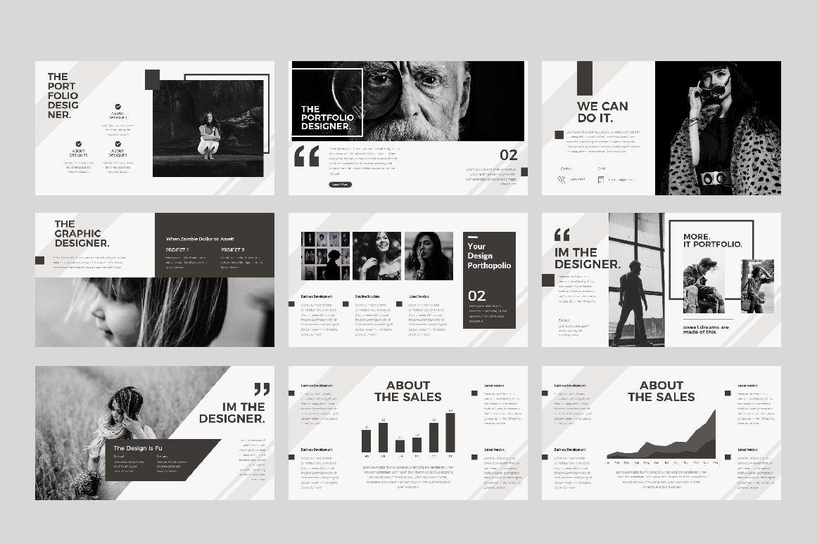 Oh Yeah Business Google Slide, Slide 5, 07392, Presentation Templates — PoweredTemplate.com