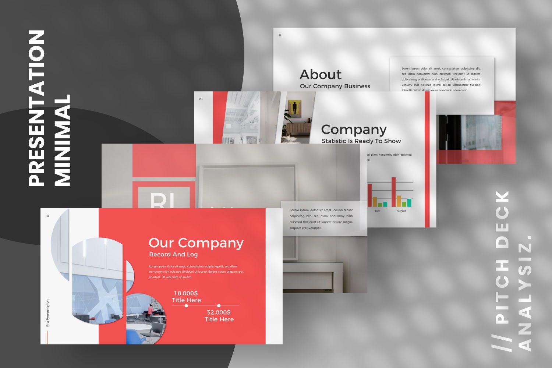 Rits Creative Google Slide, Slide 9, 07394, Presentation Templates — PoweredTemplate.com