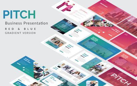 Presentation Templates: Pitch Deck Business Google Slide #07406