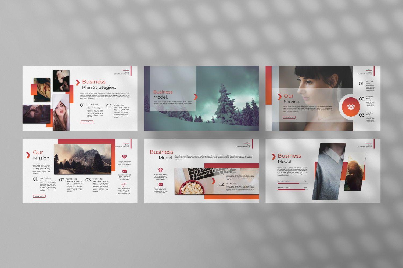 Rule Creative Google Slide, Slide 11, 07408, Presentation Templates — PoweredTemplate.com
