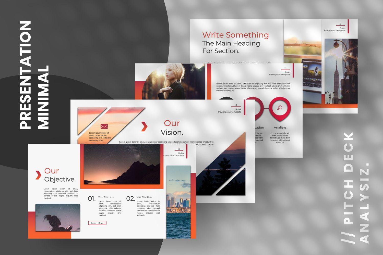 Rule Creative Google Slide, Slide 5, 07408, Presentation Templates — PoweredTemplate.com