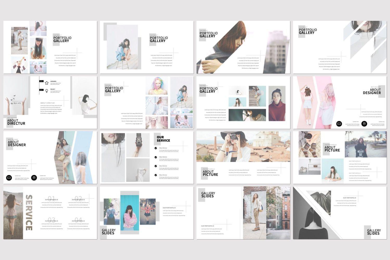 Shina Business Google Slide, Slide 3, 07409, Presentation Templates — PoweredTemplate.com
