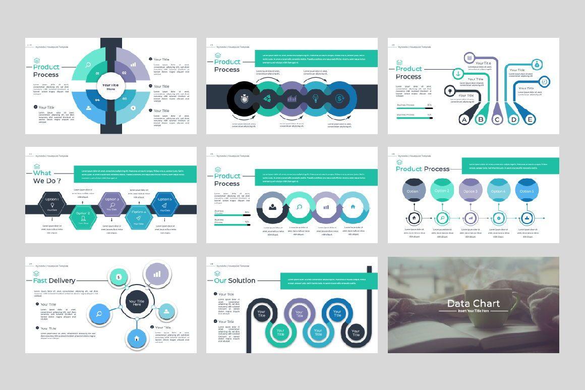 Wynstelle Creative Google Slide, Slide 6, 07419, Presentation Templates — PoweredTemplate.com