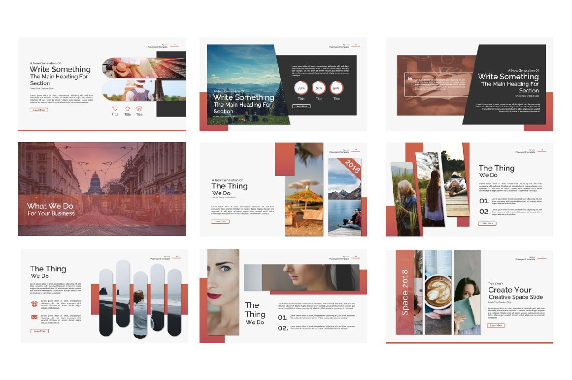 Space Spesific Business Google Slide, Slide 2, 07426, Presentation Templates — PoweredTemplate.com