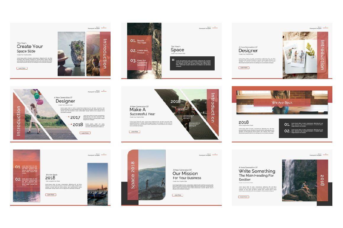 Space Spesific Business Google Slide, Slide 3, 07426, Presentation Templates — PoweredTemplate.com