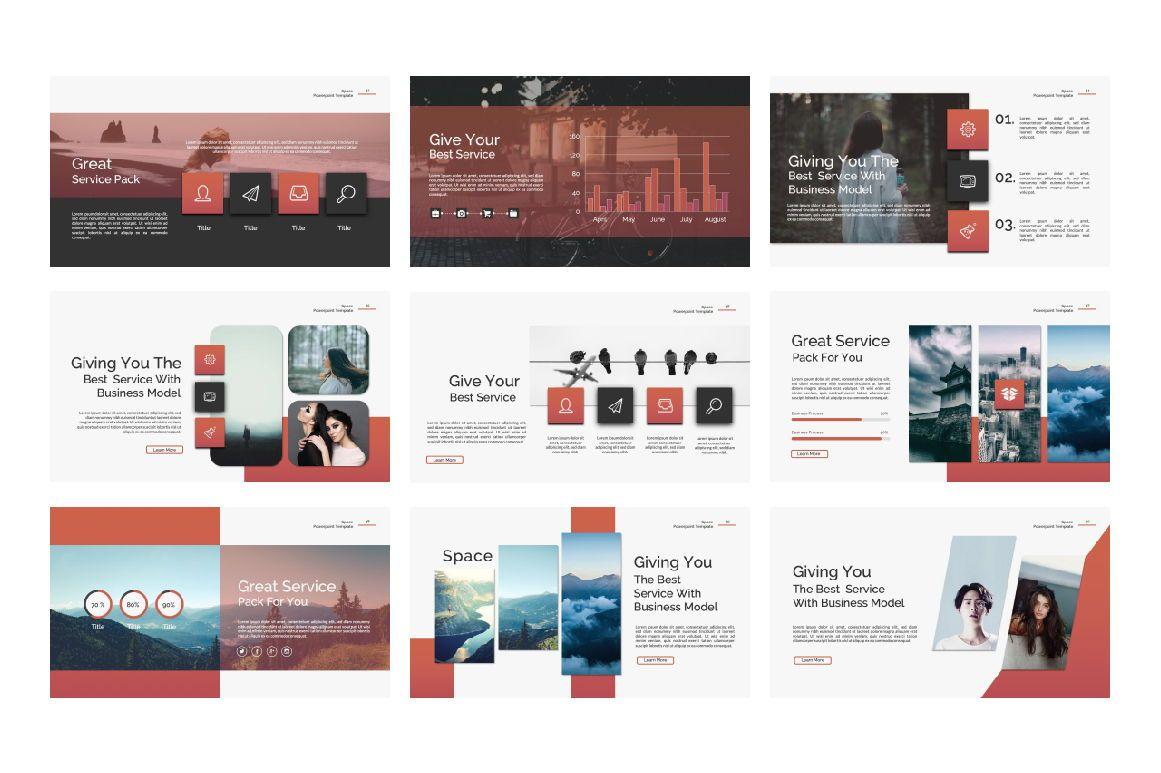 Space Spesific Business Google Slide, Slide 5, 07426, Presentation Templates — PoweredTemplate.com