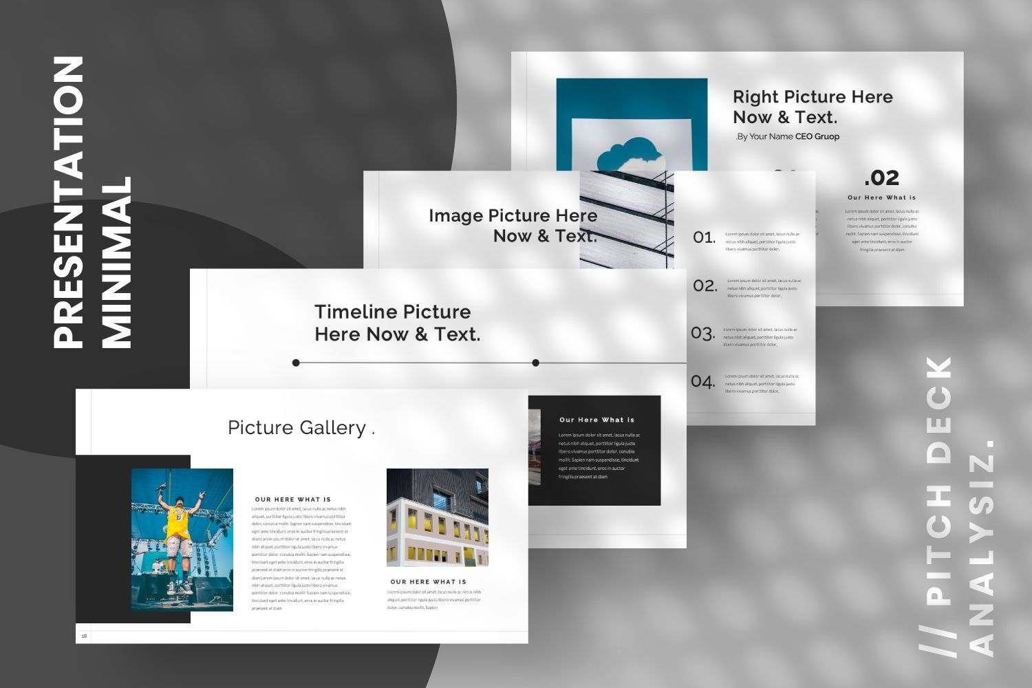 Star Up Creative Keynote, 07427, Presentation Templates — PoweredTemplate.com