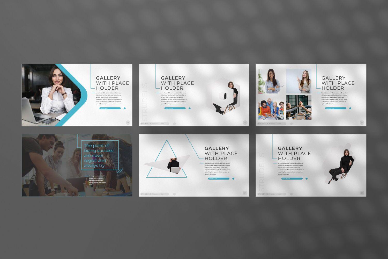 Strudel's Business Keynote, Slide 4, 07430, Presentation Templates — PoweredTemplate.com