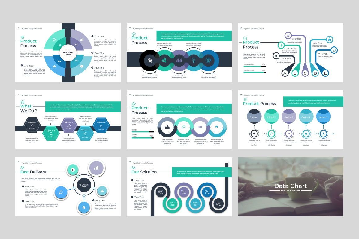 Wynstelle Creative Powerpoint, Slide 6, 07452, Presentation Templates — PoweredTemplate.com