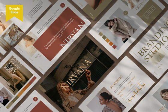 Presentation Templates: Nirvana Brand Google Slide #07477