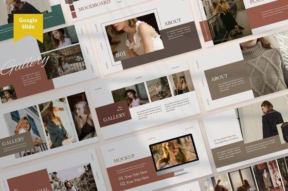 Presentation Templates: Ophelia Brand Google Slide #07486