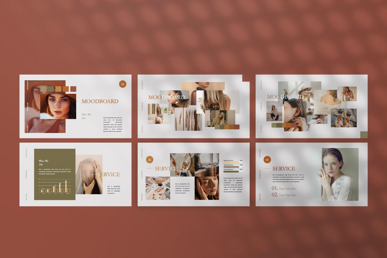 Nirvana Brand Keynote, Slide 7, 07492, Presentation Templates — PoweredTemplate.com