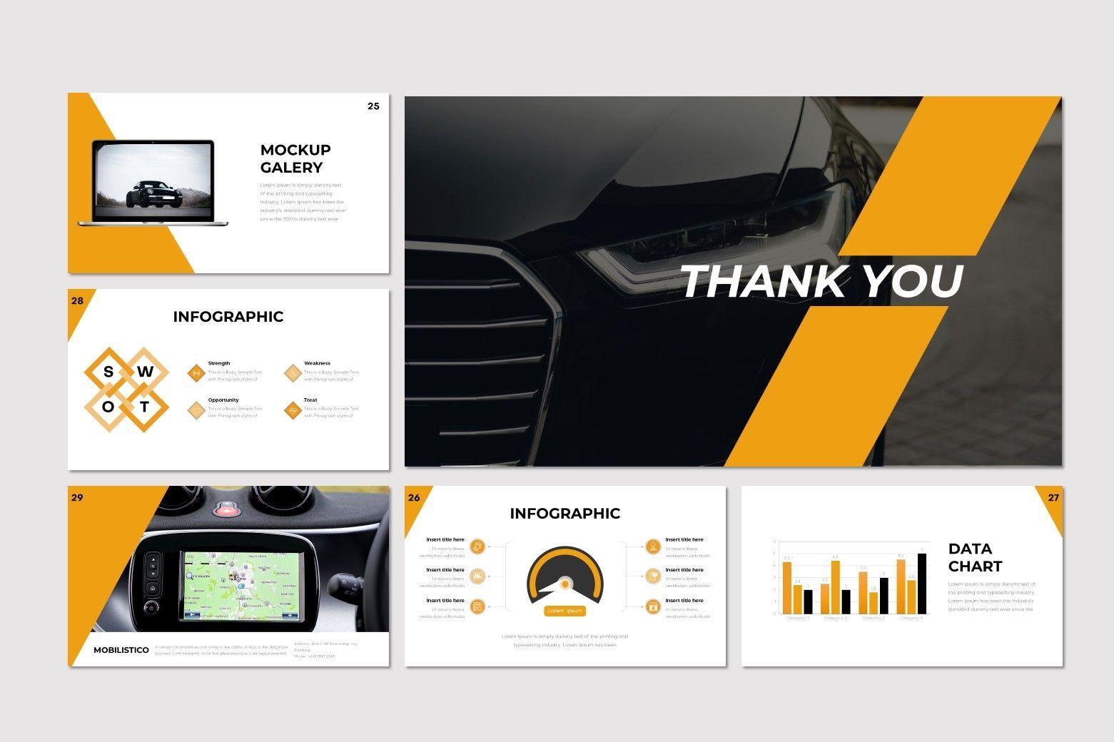 Mobilistico - Keynote Template, Slide 5, 07534, Presentation Templates — PoweredTemplate.com