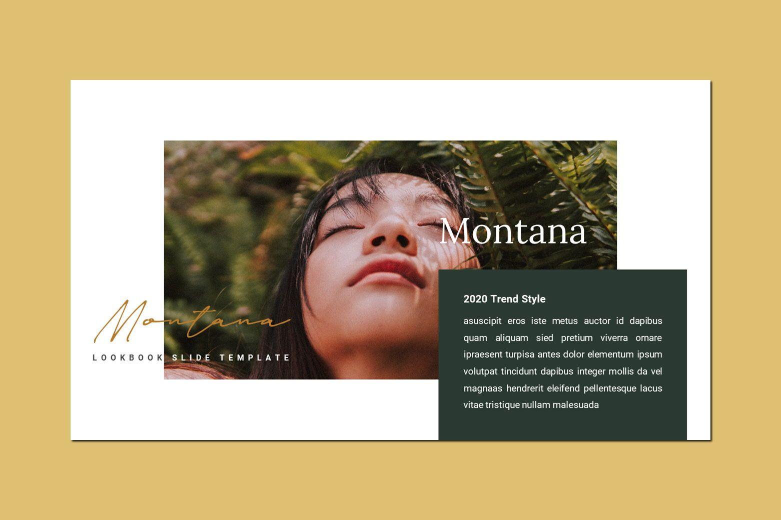 Montana - Google Slides Template, Slide 2, 07562, Presentation Templates — PoweredTemplate.com