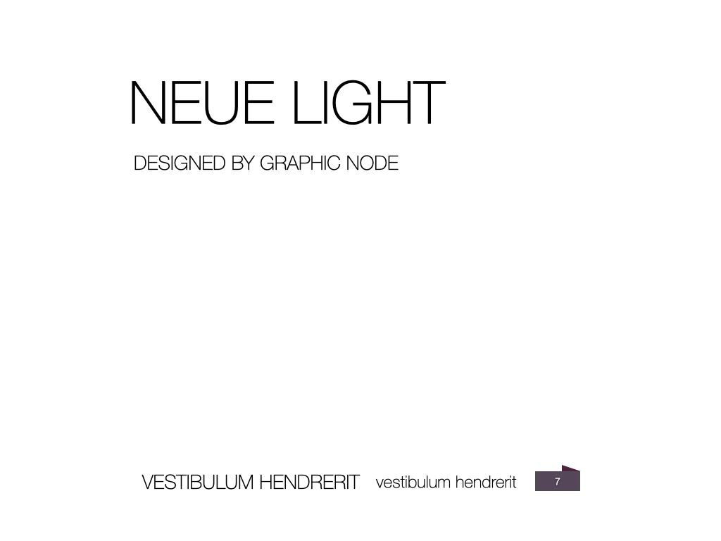 Neue Light Keynote Presentation Template, Slide 20, 07572, Presentation Templates — PoweredTemplate.com