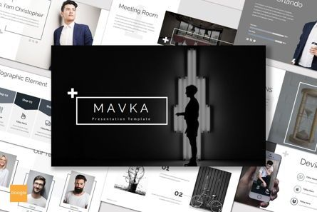 Presentation Templates: Mavka - Google Slides Template #07591