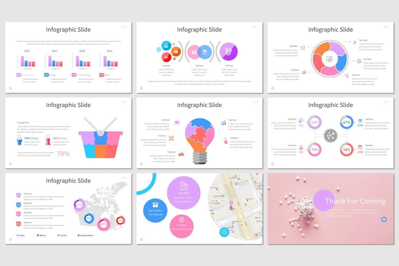 Delight - PowerPoint Template, Slide 5, 07604, Presentation Templates — PoweredTemplate.com