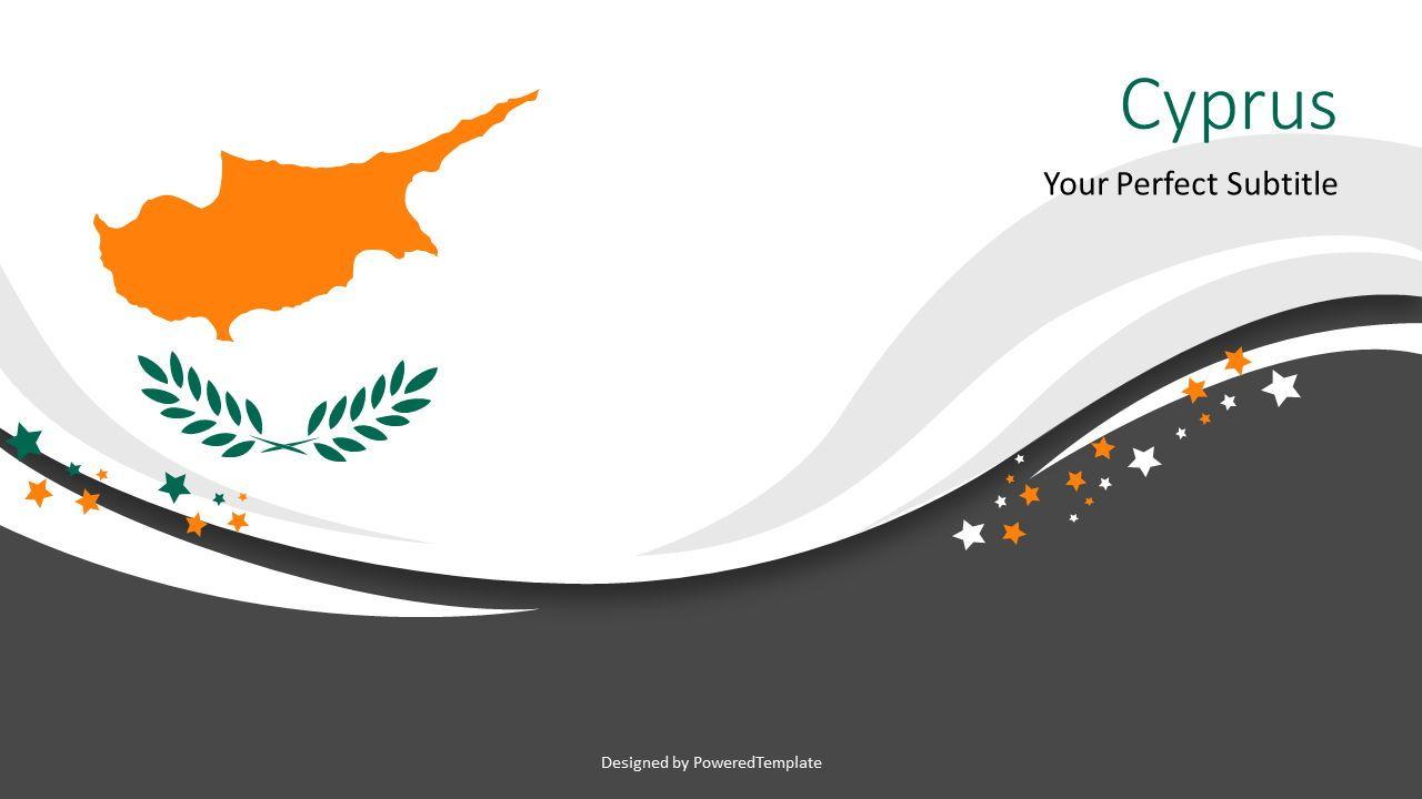 Independence Day of Cyprus Cover Slide, Slide 2, 07614, Presentation Templates — PoweredTemplate.com