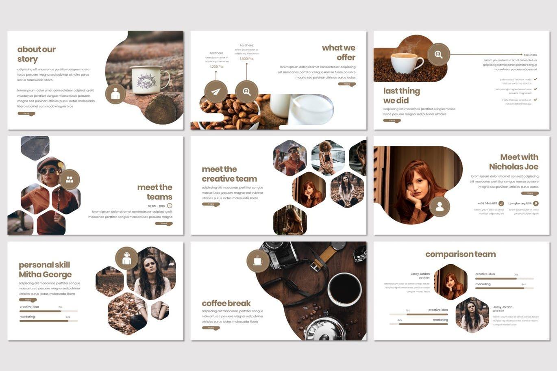 Cloudstrot - Google Slides Template, Slide 3, 07651, Presentation Templates — PoweredTemplate.com