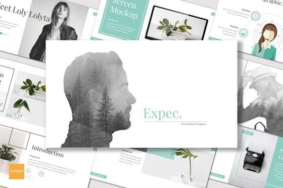 Presentation Templates: Expec - Google Slides Template #07659