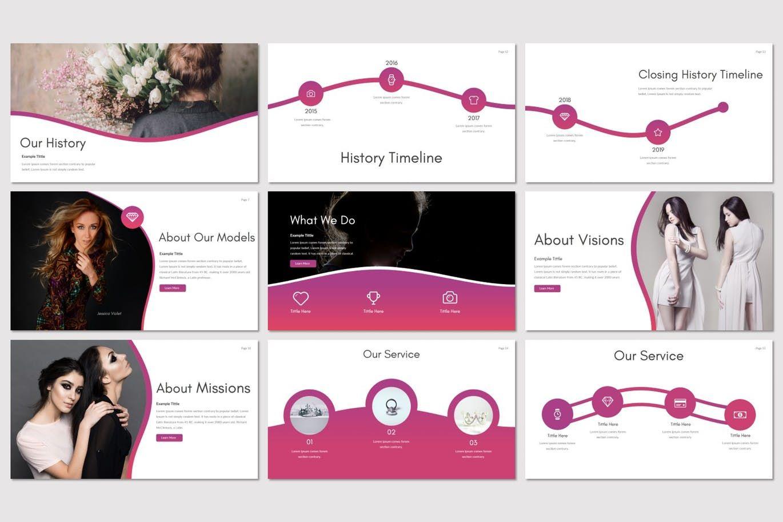 Agency - Google Slides Template, Slide 3, 07663, Presentation Templates — PoweredTemplate.com
