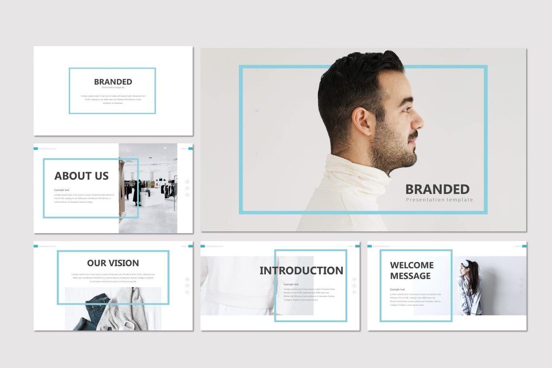 Branded - Google Slides Template, Slide 2, 07667, Presentation Templates — PoweredTemplate.com