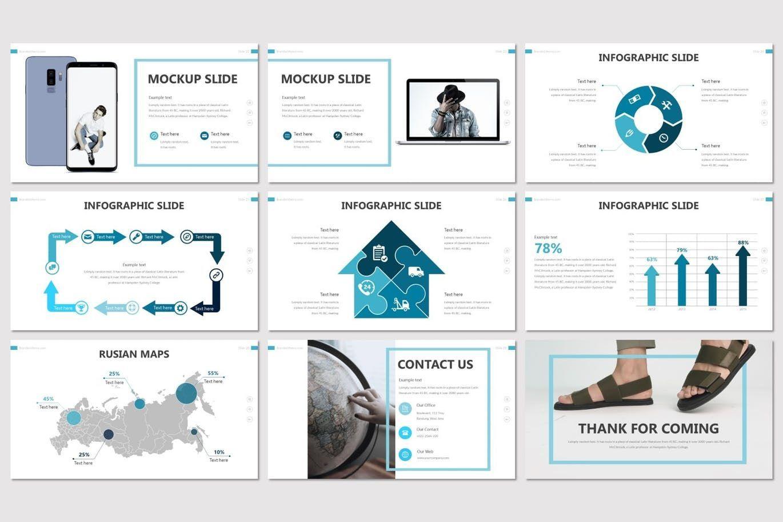 Branded - Google Slides Template, Slide 5, 07667, Presentation Templates — PoweredTemplate.com