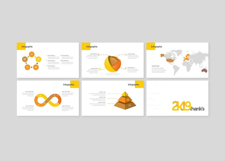 2k19 - Keynote Template, Slide 5, 07673, Presentation Templates — PoweredTemplate.com
