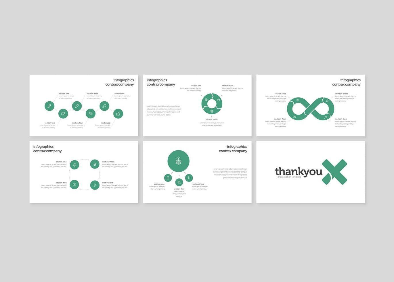 Contrax - Google Slides Template, Slide 5, 07676, Presentation Templates — PoweredTemplate.com