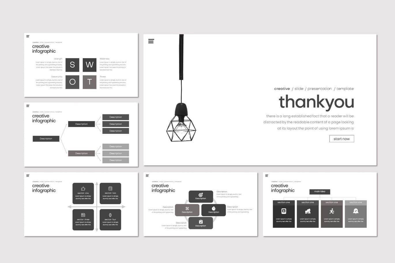 Kondese - Google Slides Template, Slide 5, 07681, Presentation Templates — PoweredTemplate.com
