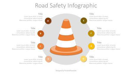 Infographics: Road Safety Infographic #07710