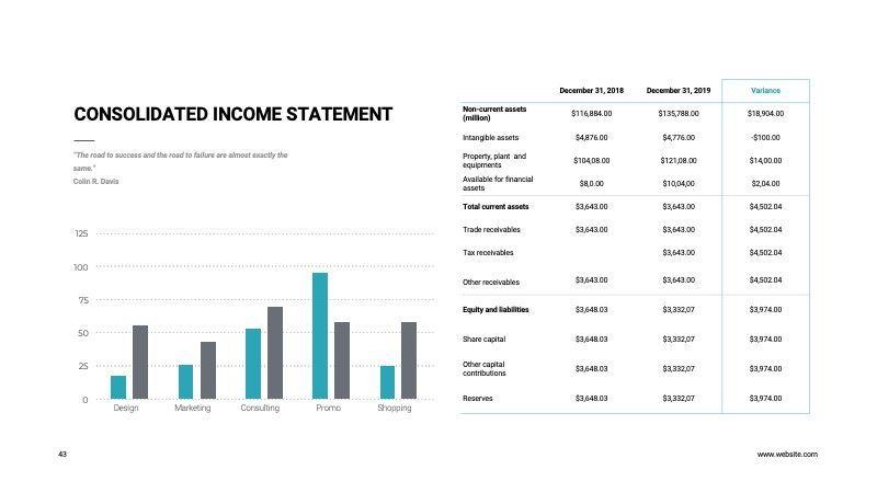 Cope Business Keynote Template, Slide 43, 07716, Presentation Templates — PoweredTemplate.com