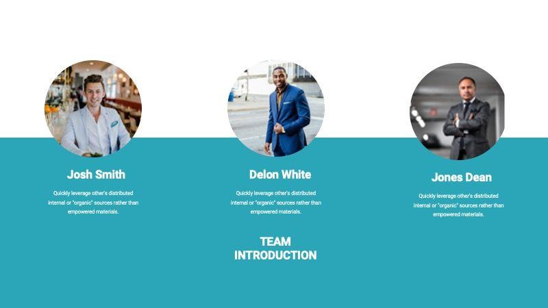 Cope Business Keynote Template, Slide 7, 07716, Presentation Templates — PoweredTemplate.com
