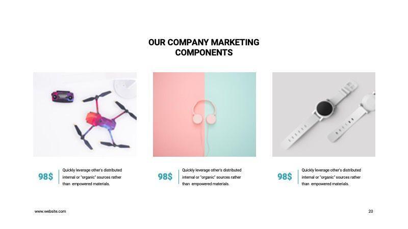 COPE Business Powerpoint Template, Slide 20, 07730, Presentation Templates — PoweredTemplate.com