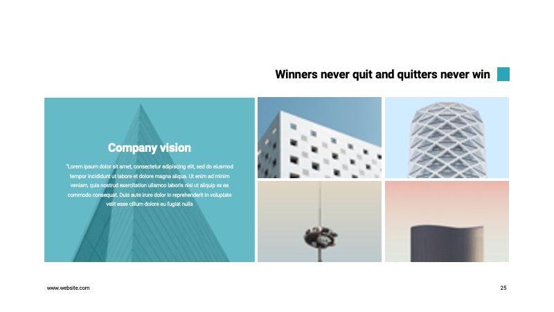 COPE Business Powerpoint Template, Slide 25, 07730, Presentation Templates — PoweredTemplate.com
