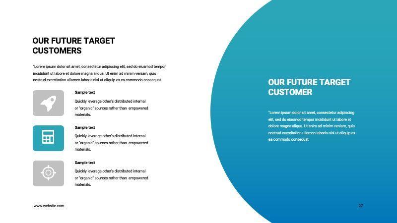 COPE Business Powerpoint Template, Slide 27, 07730, Presentation Templates — PoweredTemplate.com