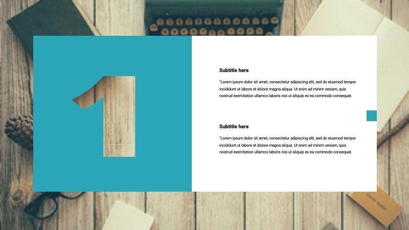 COPE Business Powerpoint Template, Slide 28, 07730, Presentation Templates — PoweredTemplate.com
