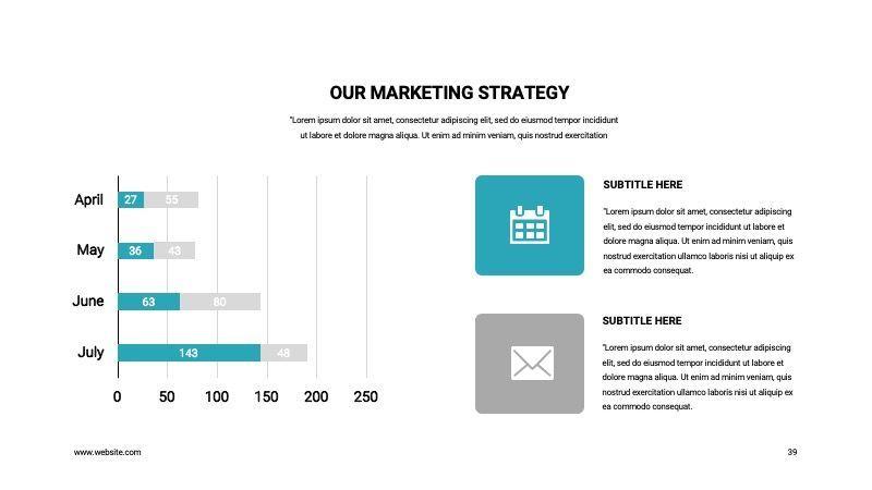 COPE Business Powerpoint Template, Slide 39, 07730, Presentation Templates — PoweredTemplate.com