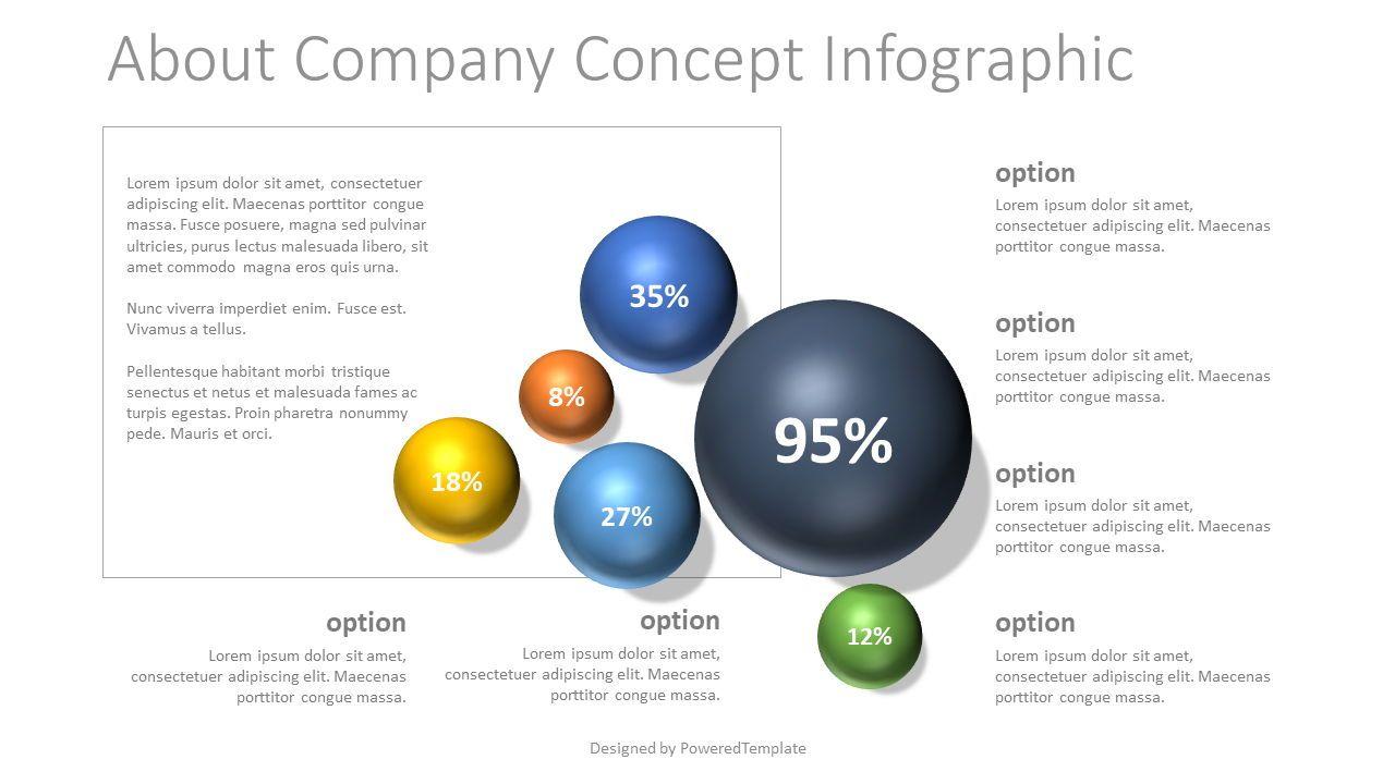 About Company Concept, Slide 2, 07740, Infographics — PoweredTemplate.com