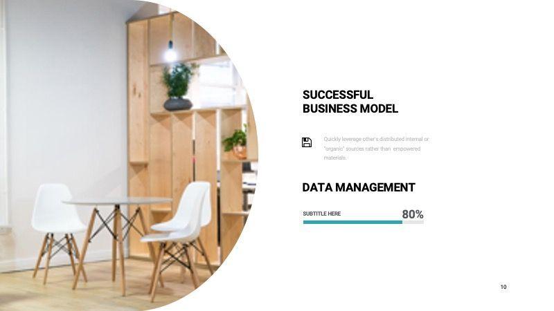 COPE Business GoogleSlide Template, Slide 10, 07741, Presentation Templates — PoweredTemplate.com